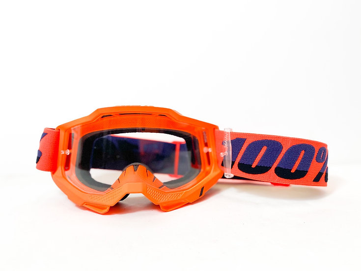 100% Accuri Gen2 orange/navy