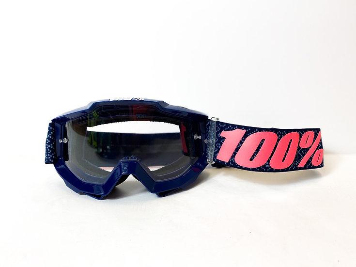 100% Accuri pink/navy