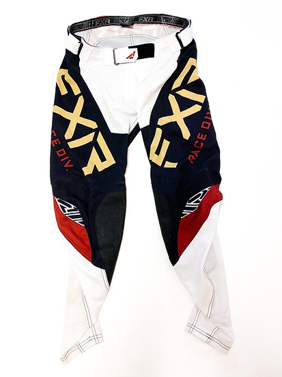 2021 FXR Helium gold/red pants Size 28