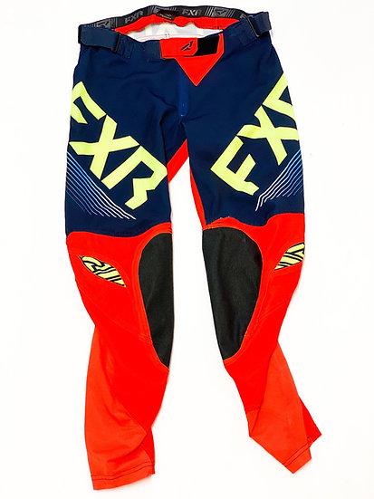 2021 FXR Helium LE pants Size 28