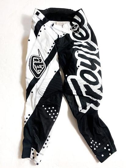 Troy Lee Designs GP pants black/white Size 30