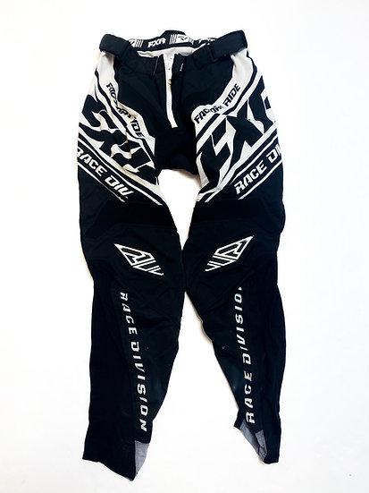 FXR pants black/white Size 32