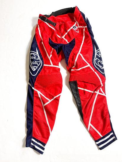 Troy Lee Designs GP pants navy/red Size 30