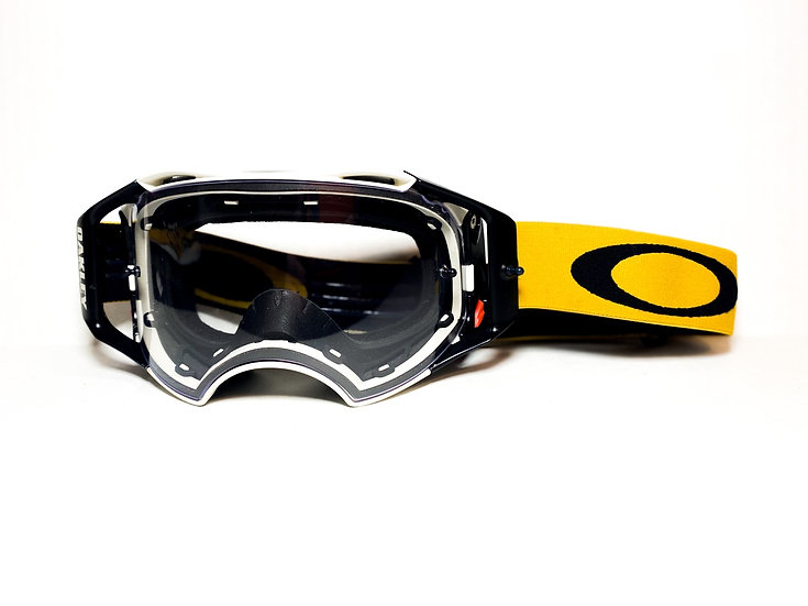 Oakley Airbrake yellow/white
