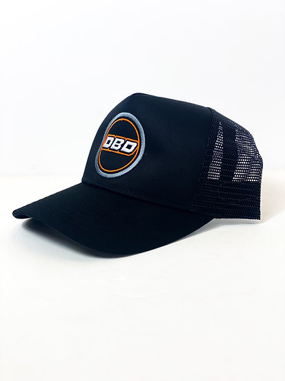 DBD Limited Edition Trucker Snap Back (black)