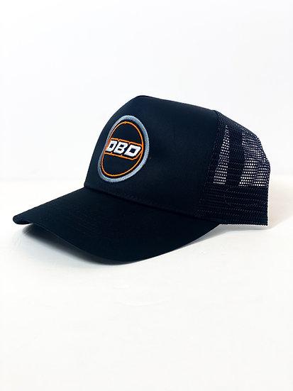 DBD Limited Edition Trucker Snap Back (black)