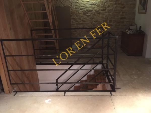 Escalier Chamoux 2