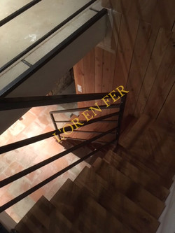 Escalier Chamoux 5