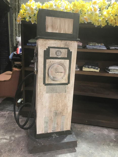 Gas Pump for Gas Station