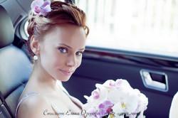 Свадебный образ, невеста Виктория