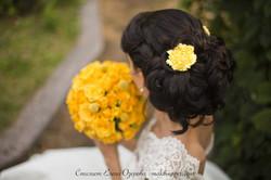 Свадебный образ, невеста Анна