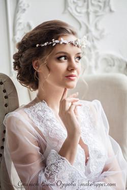 Свадебный образ, невеста Наталия