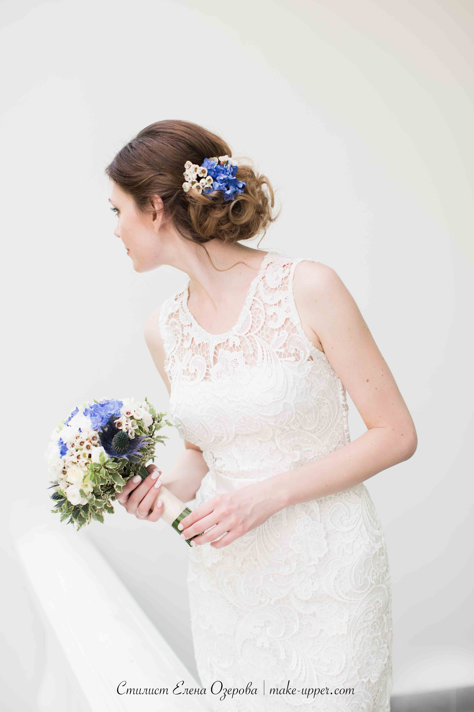 Свадебный образ, невеста Милана