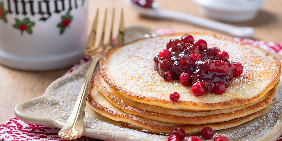 St. Lucia Swedish Pancake Feed