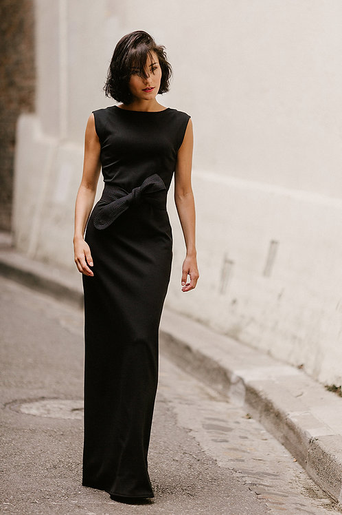 OPHELIE Robe noire
