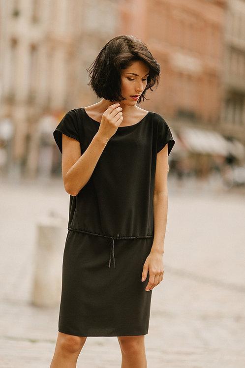VANDA Robe noire