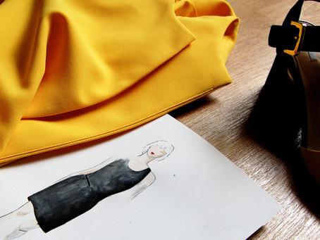 Une petite robe noire, ca va avec tout!