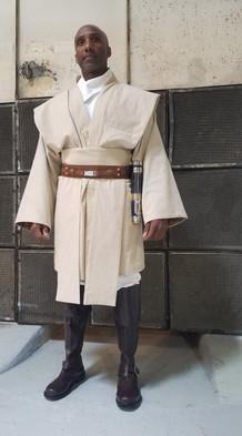 Mace Windu - Star Wars - Custom Build