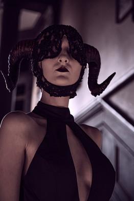 Custom Headdress - House of Spirits 2019