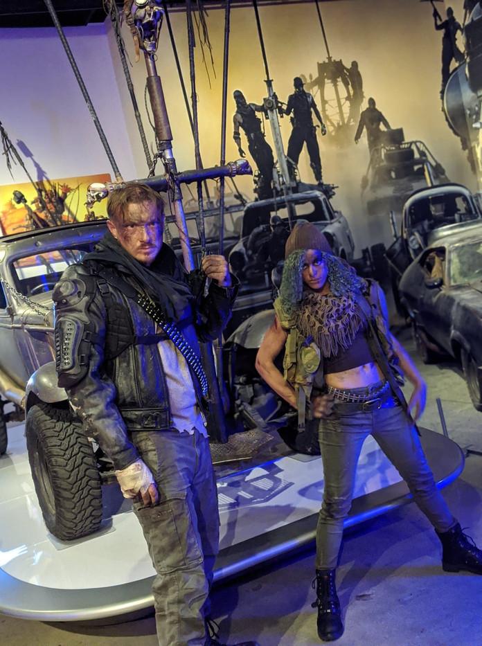 Mad Max: Fury Road - EA Games - Custom Build