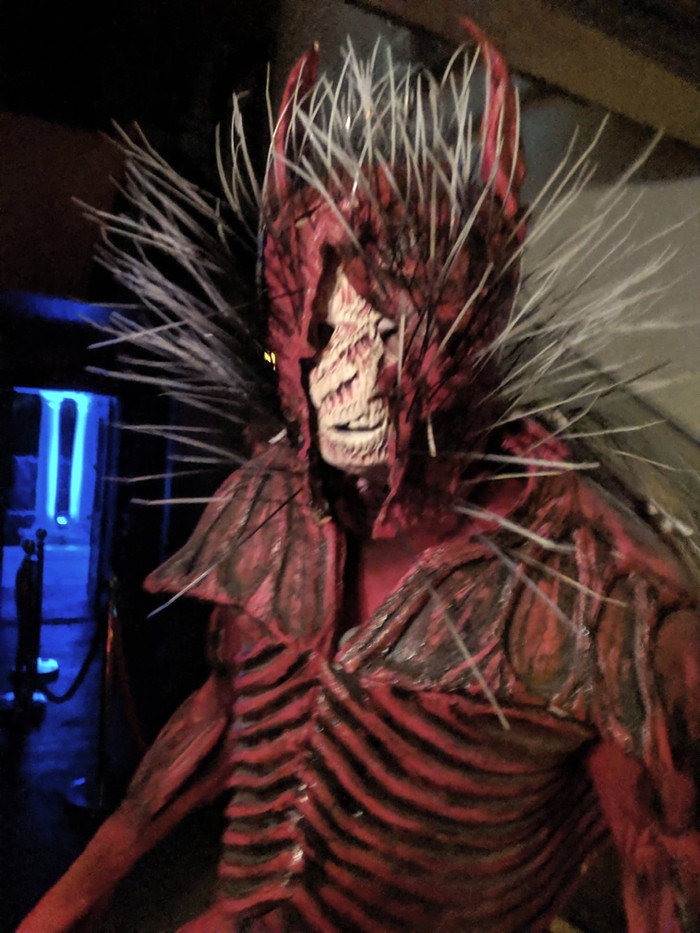 Creature Suit House of Spirits 2019