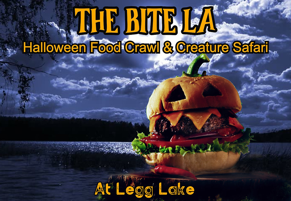 The Bite LA Halloween Official Poster W
