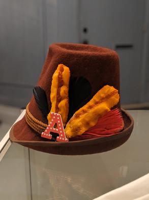 Meaterhosen and Hat - Arby's - Custom Build