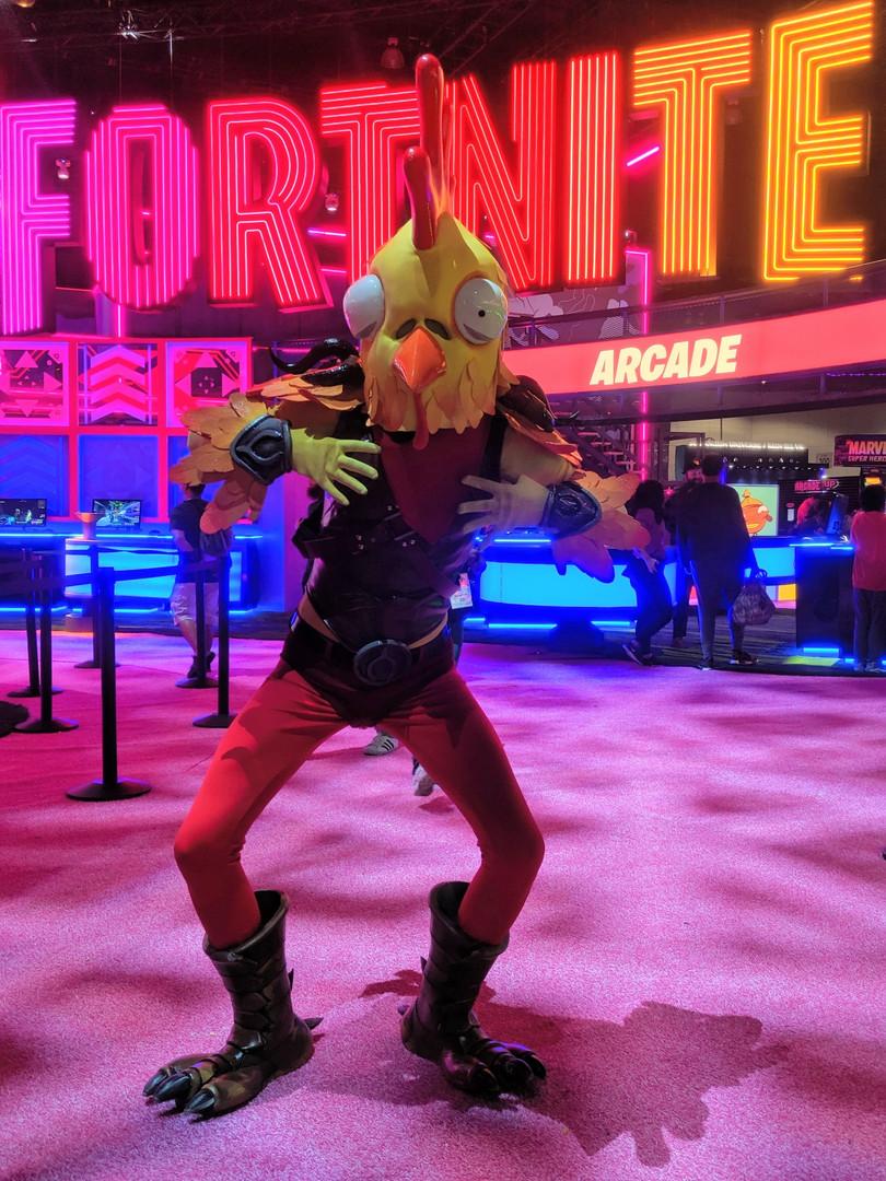 Fortnite E3