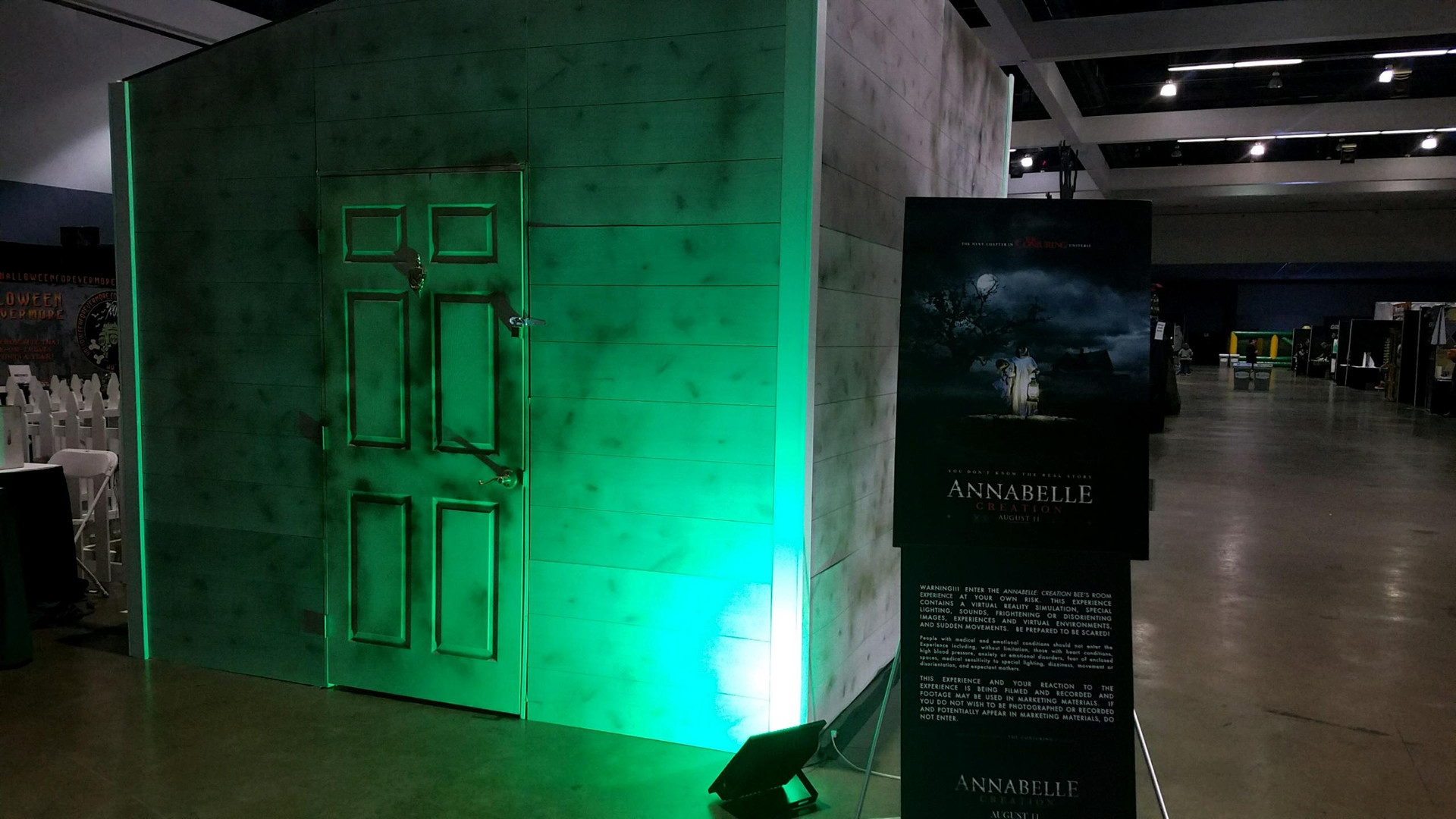 Annabelle Creations: Bee's Room VR