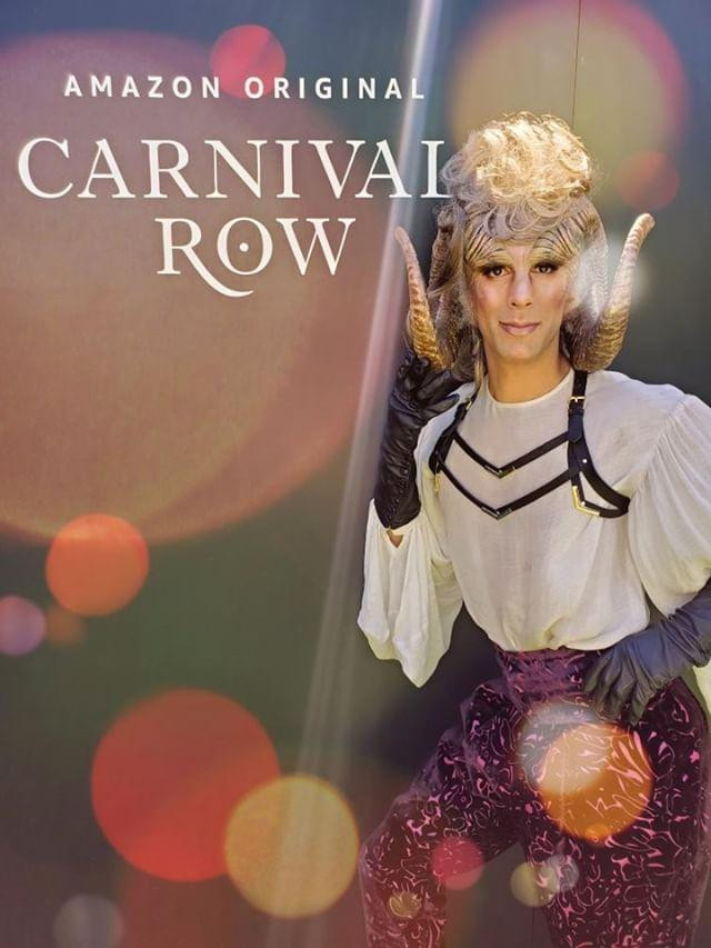 Carnival Row SDCC 2019