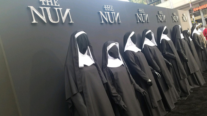 The Nun Red Carpet Premiere, Hollywood