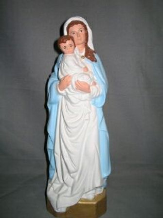 Blessed Mother with Baby