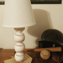 Room decoration ... if we cant find it we will make it!  Custom lamps and more