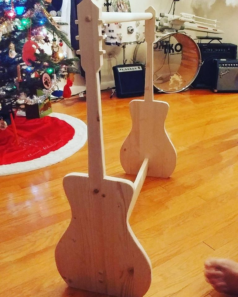 Custom Wood Working!