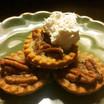 Sugar free pecan tarts