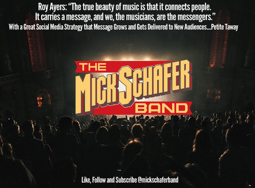 January Wrap Up from The Mick Schafer Band