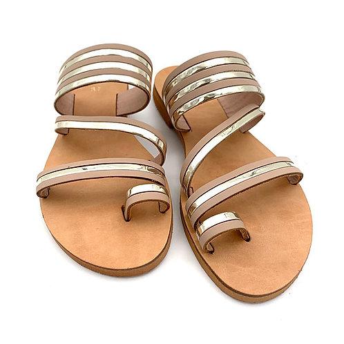 """Dalida"" sandals sand-gold"