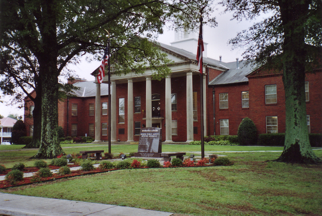 Hernando Courthouse