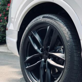 Custom Wheel Color Change