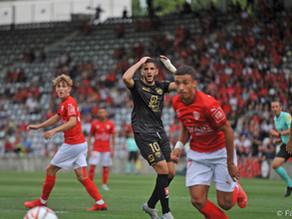Nîmes 2-1 DFCO : Gard à la chute