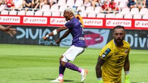 DFCO 2-4 Toulouse : les Violets laissent leur marque