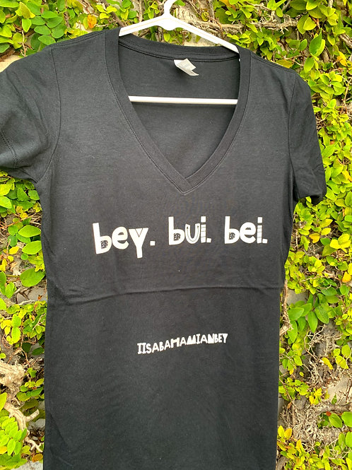 Bey Bui Bei V-Neck Tee