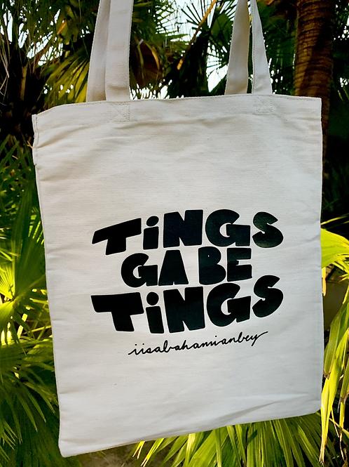 iisabahamianbey Canvas Bags