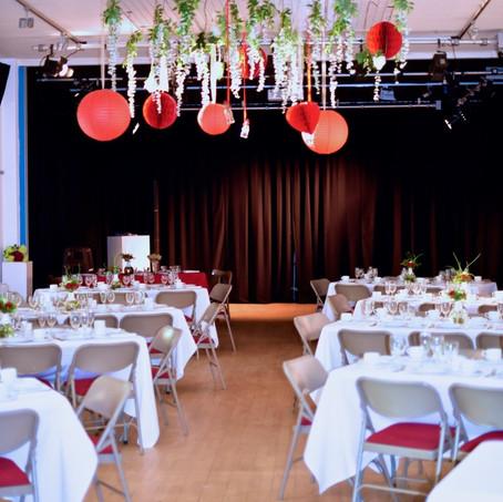Ruby Wedding Party