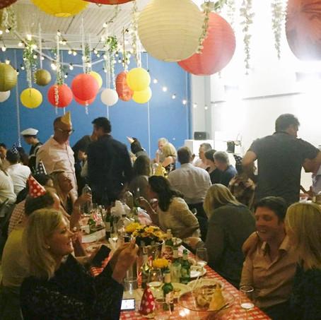 Swedish Cray Fish Party