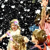 Snow Storm Dance Floor
