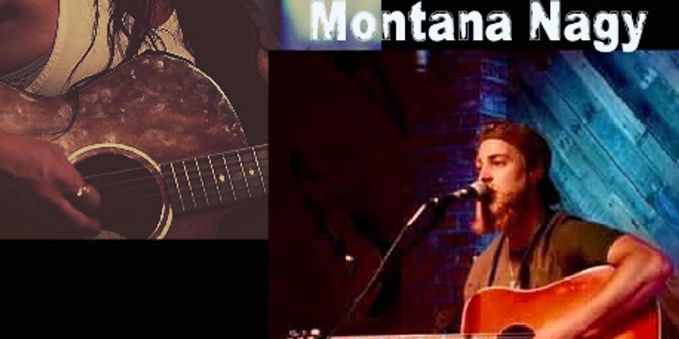 Jesse Roach and Montana Nagy