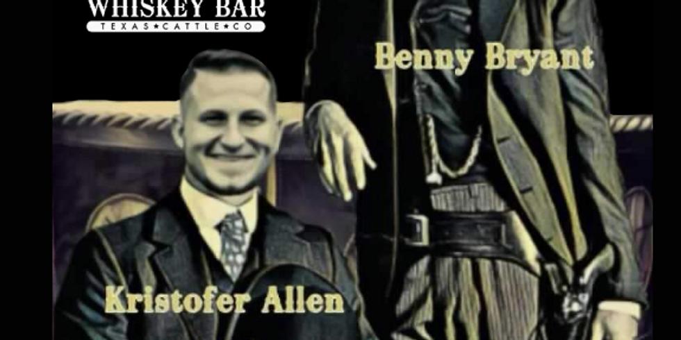 Kristofer Allen and Benny Bryant