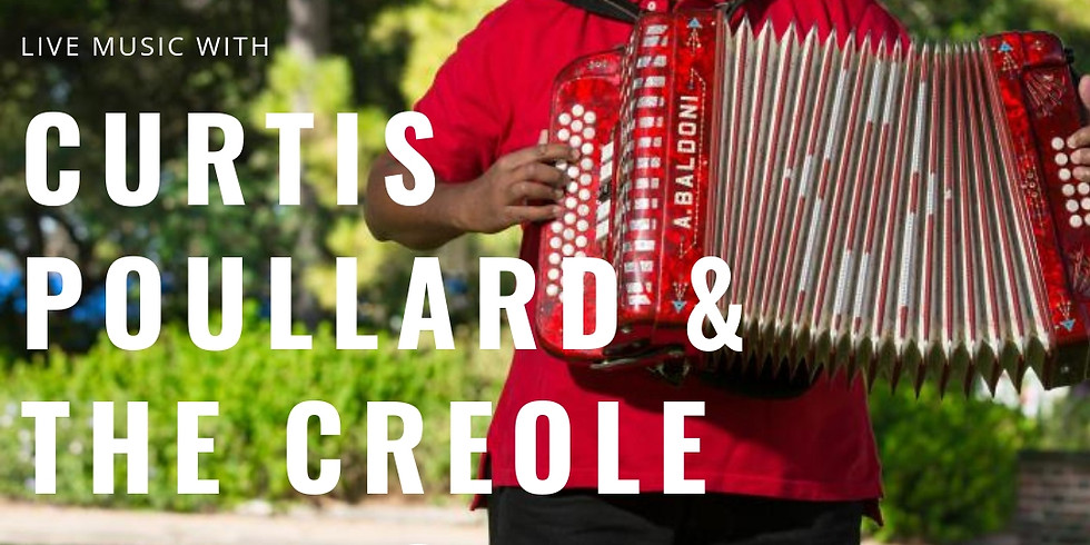 Curtis Poullard and the Creole Zydeco Band