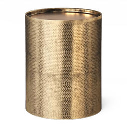 Hammered Gold Side Table 2.jpg